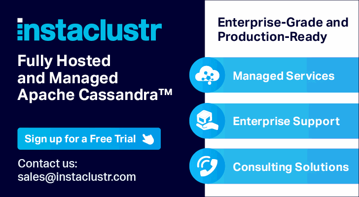 Hosted & Managed Apache Cassandra as a Service