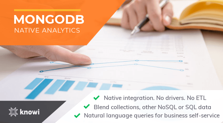 Native analytics for MongoDB.